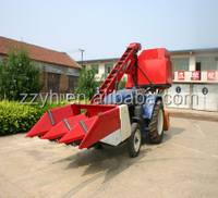 2 rows Self Propelled Maize Combine Harvester / Corn Combine Harvester ZHNEGZHOU hongle