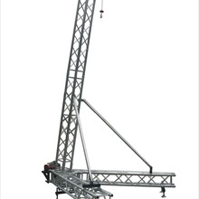 line array speaker truss stand tower lift