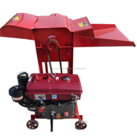 Hot sale home use 50 model small rice and wheat threshing machine for legumes on sale