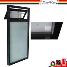 one way vision window screen comply with AS2047 made by China supplier
