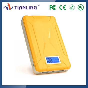 Factory price hot power bank battery universal 6300mah