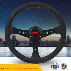 Direct Factory Flat/Deep Dish American Racing Car Steering Wheel with Best Price