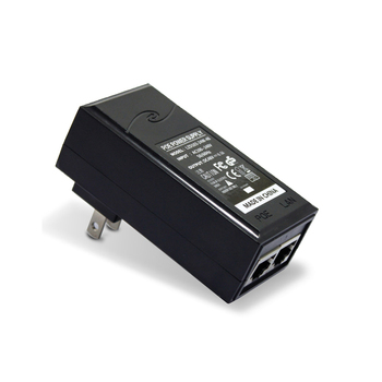 24V POE adapter with UL,CE,FCC,GS