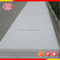 durable self-lubricating indoor hockey flooring/kids plastic sliding board