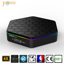 Newest Amlogic S912 Android TV BOX T95Z Plus 2GB 16GB Media player 2.4G&5G dual wifi BT4.0 Gigabit Lan Android 6.0 smart tv