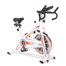Exercise Spin Bike Fitness Cardio Weight Loss Machine with Most Popular 11KG Flywheeel & High End Build Quality