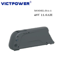 Victpower 48v 11.6ah 13s4p Electric li-ion bicycle battery pack with USB port