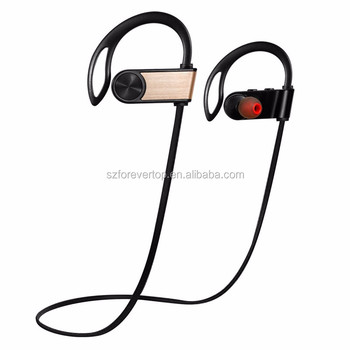 HENGLING Sports Bluetooth Headset Wireless fone de ouvido 4.0 in Ear Stereo Earbuds Bluetooth Headphones with Microphone