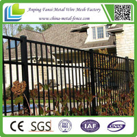 spearhead wrought iron fence,galvanised iron fence,wrought iron balusters wholesale