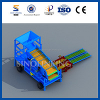 Gold and Diamond Mining with Sluice Box Artificial Grass Carpet from SINOLINKING