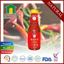 Chinese Brand Tomato Sauce Pizza Sauce Ketchup 100% Natural Halal Factory 320g