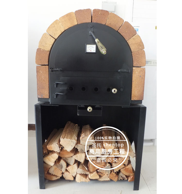Shentop STJ-H2A wood fired pizza oven wood pizza oven pizza oven wood used