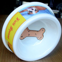 Plastic dog feeder, Plastic cat bowl A1010