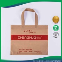 Best Quality Top Class Customization Non-Woven Funny Shopping Bag For Shopping Cart