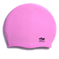 Pretty color latex swim caps custom printed caps manufacturer 2015 wholesale