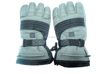 nylon lithium electric driving heating gloves