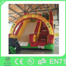 2015 HOT giant inflatable slide for outdoor playground
