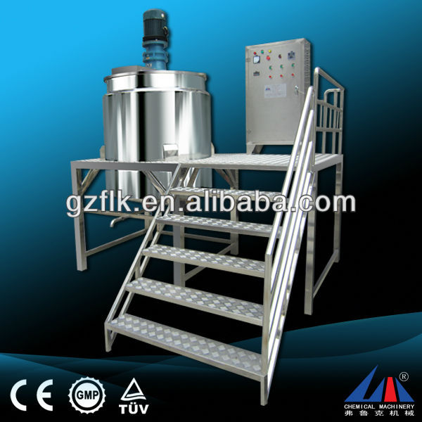 FLK new design sealant for shoes making machine, hydroquinone cream mixer,polyurethane dispersion
