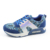 ladies sports shoes , women fabric pu jogging shoes