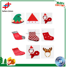 Hot sale customized Christmas stockings for your christmas decoration