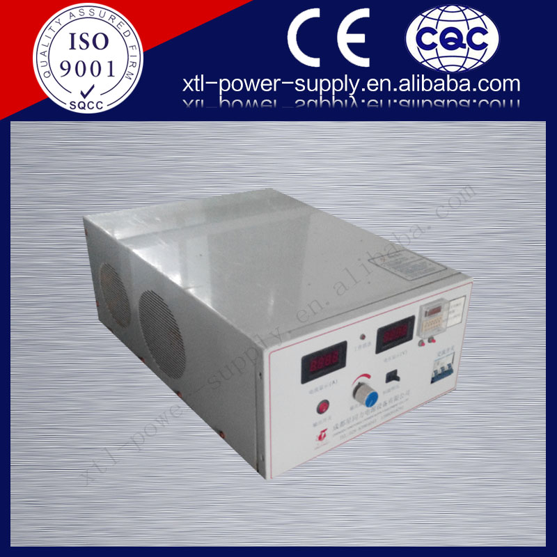 12V 100A electroplating plc rectifier