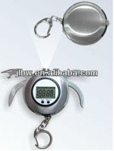 Multi-function Clock Keychain With Alarm Clock And Thermometer