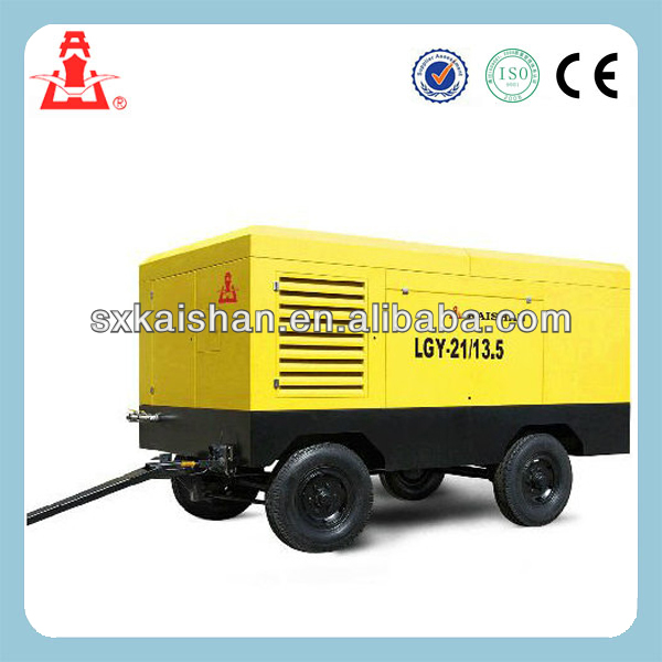 electric portable air compressor used rotary screw air compressor