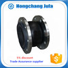 flange duct rubber coupling bellow type expansion joints