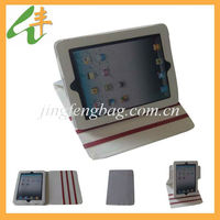 leather tablet protective case with stan
