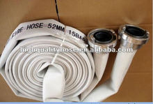 2016 Canvas Fire Hose With PVC or Rubber Lining of manufacturer
