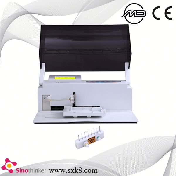 SK2000A good quality fully automatic elisa plate reader and washer