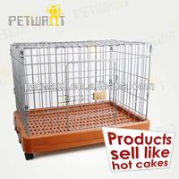 Plastic Dog Cage Wheels Unique Dog Kennels