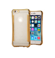 New style TPU Plating cover Anti-skid Shockproof mobile phone cover for iPhone 6s case