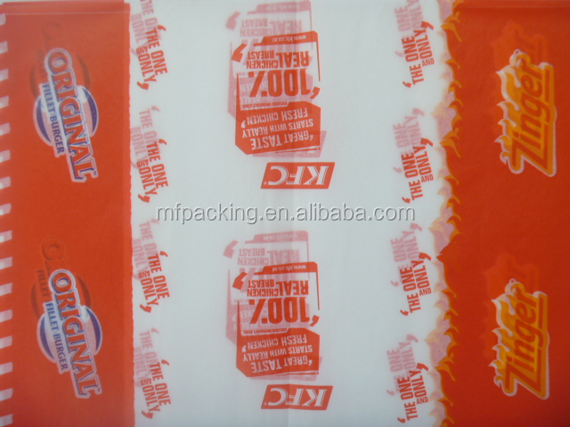 Flexo Printing Coating Paper Roll for Packing Sugar&Salt&Pepper