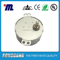 moteurs electriques moteur synchrone Electric ac motor 220v 4w Small Level Gage synchronous motor 4w SD-83-591