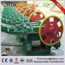 Automatic staple pin wire drawing nail making machine with best price