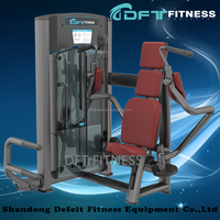 DFT-915 Pectoral Machine with huge discount, commercial fitness equipment for body weight