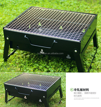 Outdoor Kitchen Barbecue Grill Durable BBQ Grills Multifunctional barbecue stove one time use bbq grill
