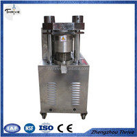 Small scale hydraulic oil mill/press for making cooking oil manufacture made in China