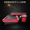 Fast speed 18mm 20mm MDF laser die cutting machine for package box