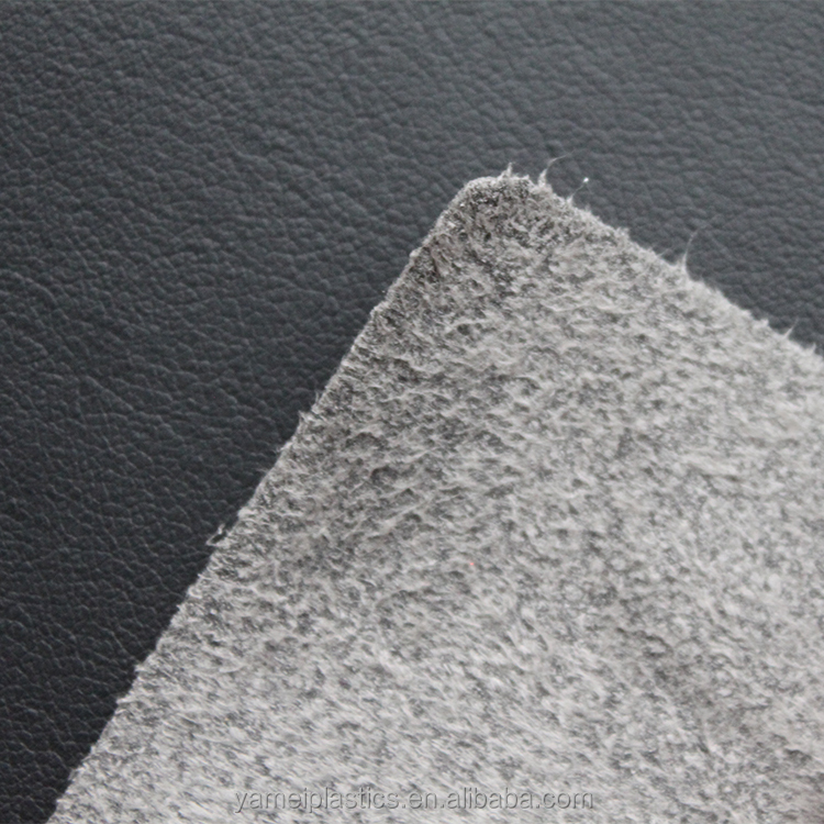 Factory Supply Formaldehyde Free Microfiber Leather for Sofa Furniture Upholstery Fabric