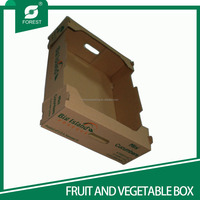 STRONG QUALITY CORRUGATED PAPER BOX PACKAGING BOX FOR FRUIT PACKING WHOLESALE