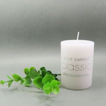 Cheap candles making custom pillar candle