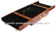2012 Luxury Whisky wooden wine gift box,