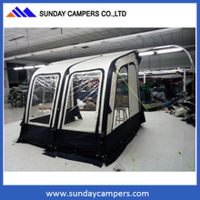 Tents for vans, caravans and motorhomes Awning for Euro market