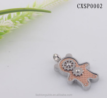 Stainless steel pendant fashion cheap wholesale price jewelry