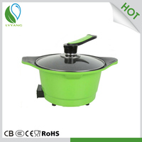 China Supplier steam korean cooking pot