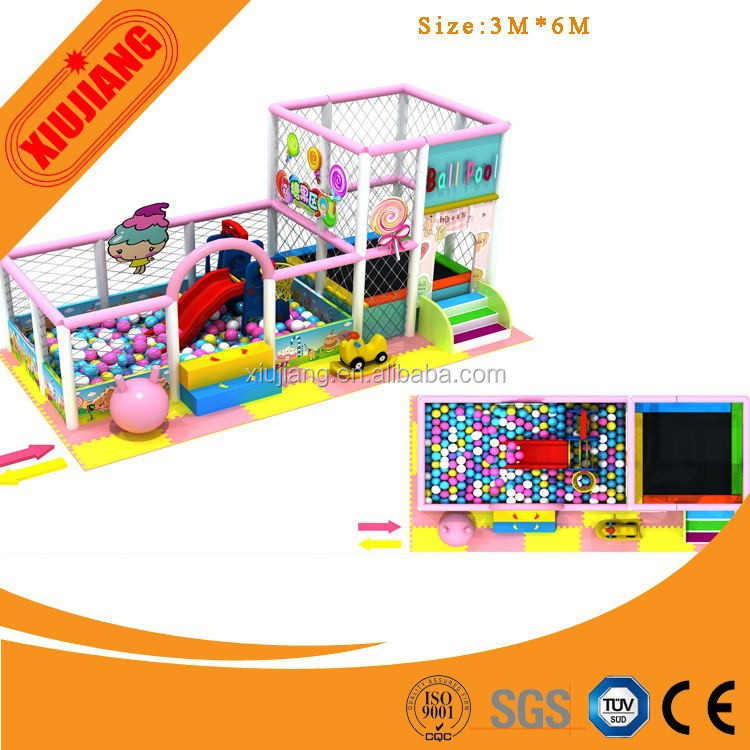 New Fashion Indoor Kids Party Facility With Cheap Price