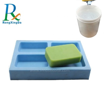 RTV Mould Making Liquid Silicone Rubber for Soap Molds