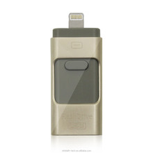New Style OTG USB Card Readers 2-in-1 USB Flash Drives for Phone Memory Up to 128GB